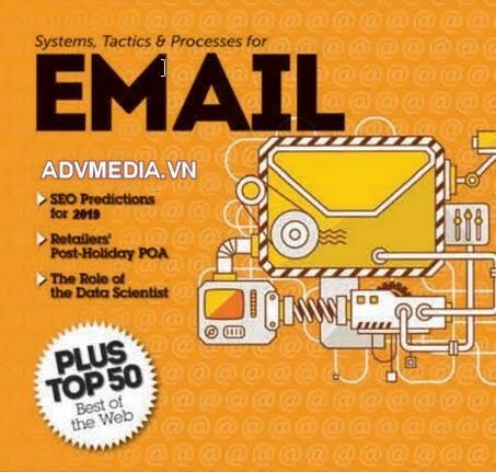 Tạo Email Marketing 2019 giúp cho doanh nghiệp bán hàng hiệu quả